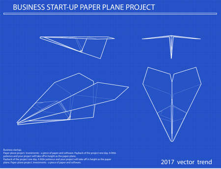 Airplane vector blueprint blue background with grid vector airplane vector blueprint blue background with grid vector royalty free cliparts vectors and stock illustration image 68841255 malvernweather Images