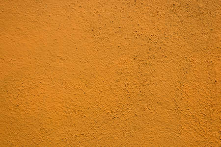 Background texture from brown plaster on wall