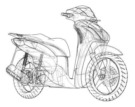 Scooter Frame