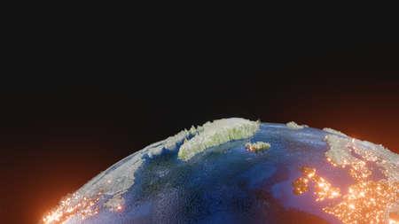 Planet Earth Фото со стока