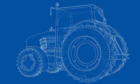 Farm Tractor Concept