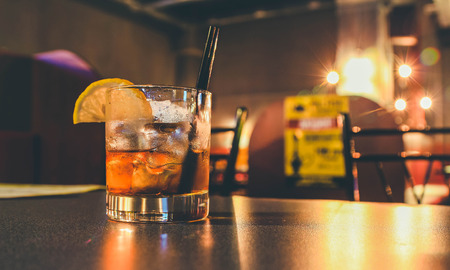 weekdays: Drink in bar