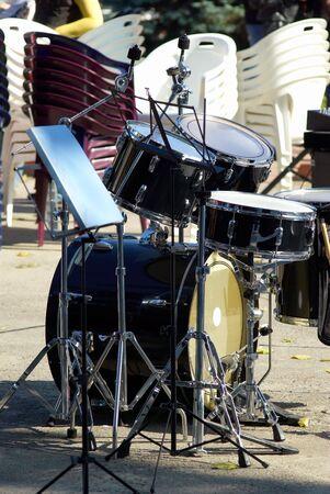 tambor de ajuste est� en la calle