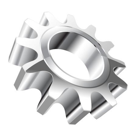 aluminum wheels: Ilustraci�n de las artes sobre un fondo blanco.
