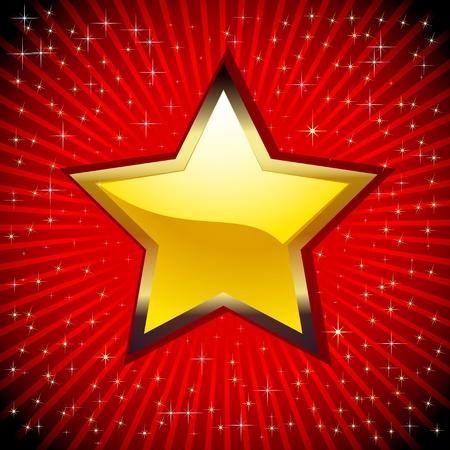 gold star: Golden Star.