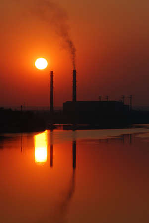 Atmosphere pollution Stock Photo - 5224744