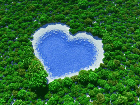 peace and love: From nature with love