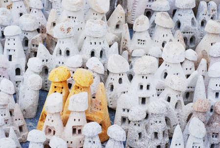 Cappadocian stone souvenirs