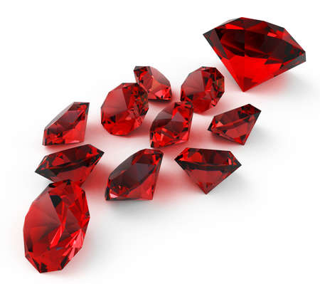 ruby stone: beautiful ruby gems