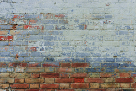 old brick wall: Brick texture with scratches and cracks
