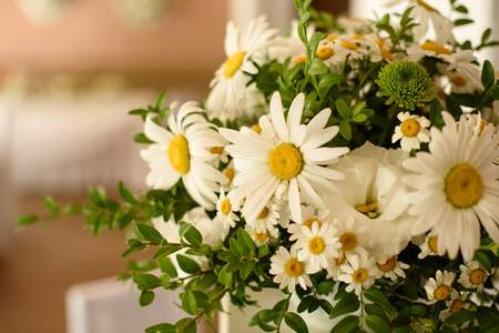 Wedding decoration. It can be used as a background Stock Photo