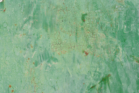 Metal texture with scratches and cracks Stock Photo