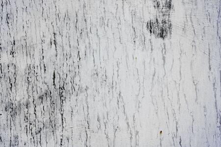 Texture, legno, parete, può essere utilizzato come sfondo. Struttura in legno con graffi e crepe Archivio Fotografico