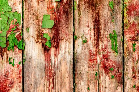 Wooden texture with scratches and cracks Stockfoto