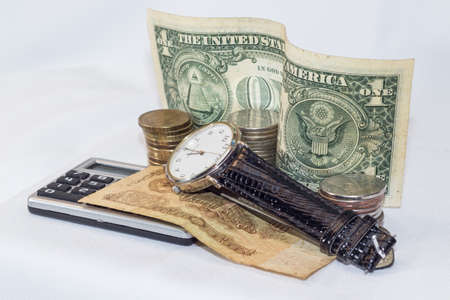 losing money: Time is money. Wasting time losing money.