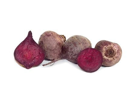 raw beetroot Stock Photo - 17990532