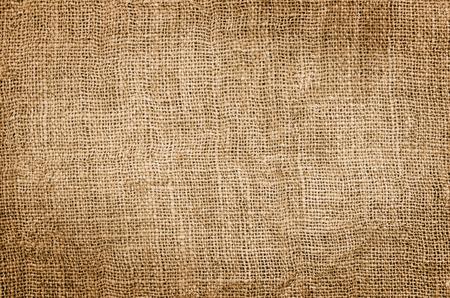 Burlap hessian square, background