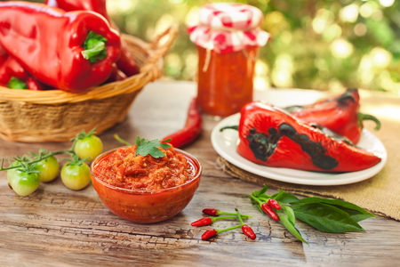 Best quality Ajvar,made from organic red peppers