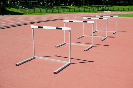 hurdling: Hurdles