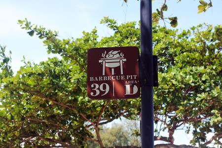 the east coast: BBQ sign board at east coast park