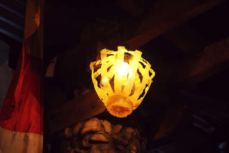 yellow: yellow light lantern