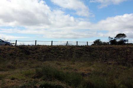 tasmania: spiky bridge in tasmania, australia