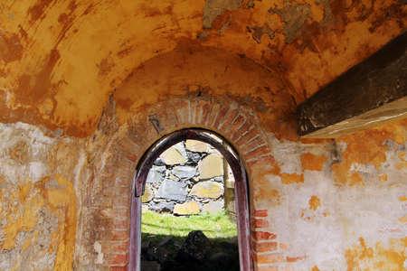 arthur: Port Arthur Historic Site building Stock Photo