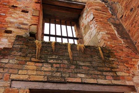 prison: ruin of the port arthur historical prison