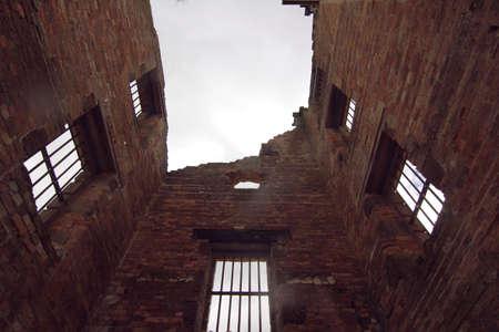 ruin: ruin of the port arthur historical prison