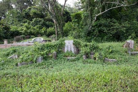 wasted: Bukit Brown Cemetery