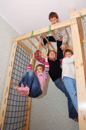 active kids Stock Photo - 4487925