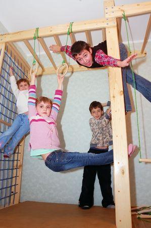 active kids Stock Photo - 4487926