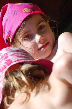 summer friendss Stock Photo - 5011086