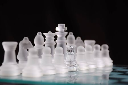 gamesmanship: outstanding Stock Photo