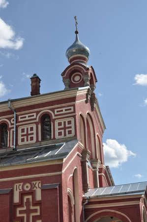 ladoga: Church in Staraya Ladoga