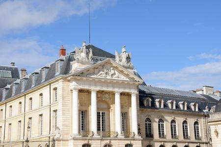 Palace of Dukes of Burgundy (Palais des ducs de Bourgogne) in Dijon, France Stock Photo - 10475001