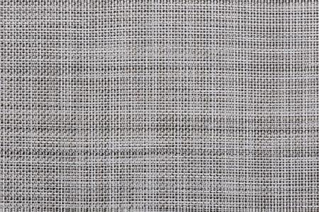 grey braided napkin, decorated background photo