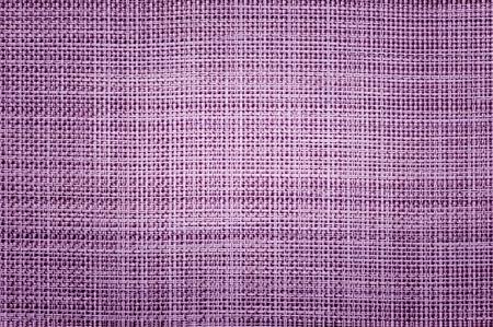 purple braided napkin, decorated background