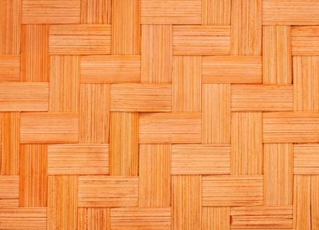 Bamboo wood texture ,Thai handwork Stock Photo - 12805761