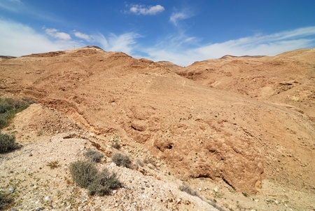 View of Judean desert landscape Stock Photo - 13179631