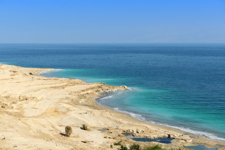 view of Dead Sea, Israel Stock Photo - 17163078