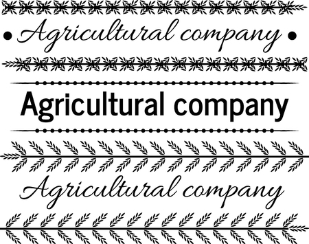 logo tractor,agricultural company life grain