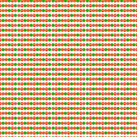 Christmas pattern wrapping background texture