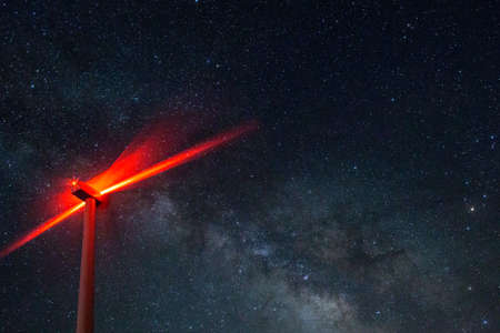 turbin: Wind Generator Nightscape