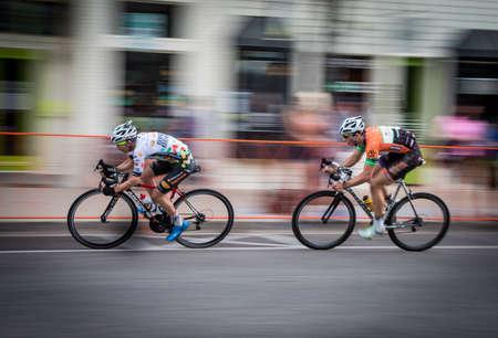 Twilight Criterium Bike Race 新聞圖片