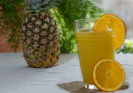 Pineapple Orange Juice
