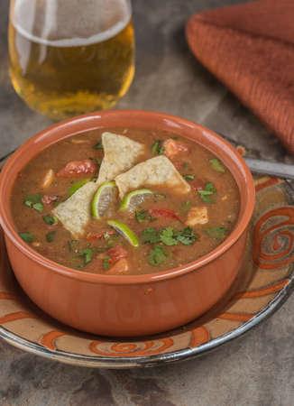 tortilla: Chicken Tortilla Soup