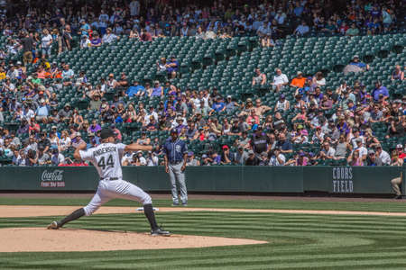 pitching: Rockies Pitcher Tyler Anderson