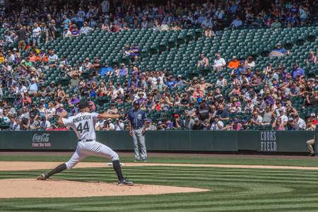 rockies: Rockies Pitcher Tyler Anderson