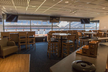 autoridad: Suite at Sports Authority Field Editorial